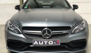 Mercedes-Benz C 63 AMG S Coupé 2018 FULL FULL OPTIE!! full
