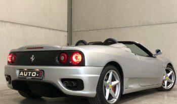 Ferrari 360 Modena Spider Cabriolet 3.6i V8 *34.000km!* full