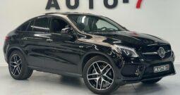 Mercedes-Benz GLE 43 AMG BiTURBO 4-Matic 2018 *Carbon,Pano!*