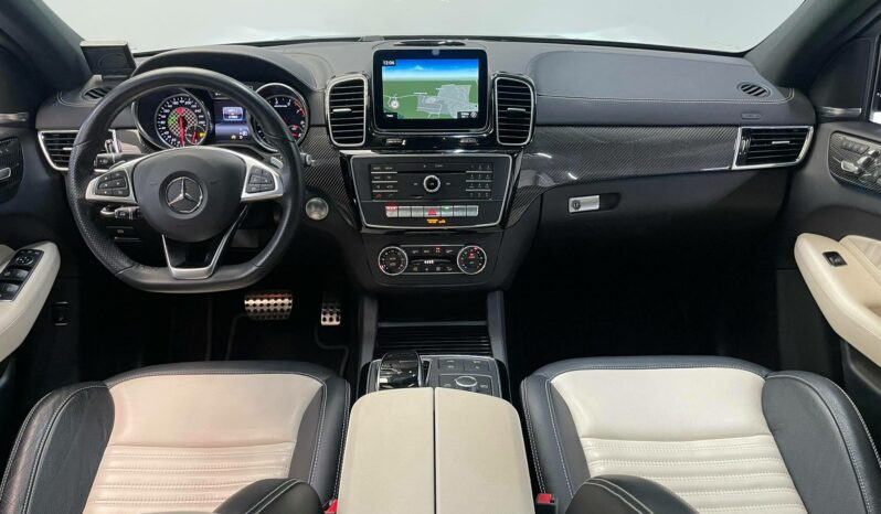 Mercedes-Benz GLE 43 AMG BiTURBO 4-Matic 2018 *Carbon,Pano!* full