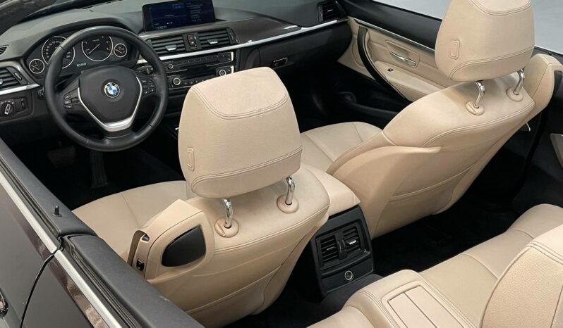 BMW 420 d Diesel Automaat Cabriolet 2014 Euro 6b! full