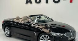 BMW 420 d Diesel Automaat Cabriolet 2014 Euro 6b!